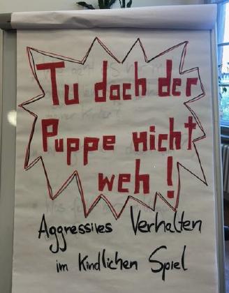 Plakat von Gelingende Dialogrunden